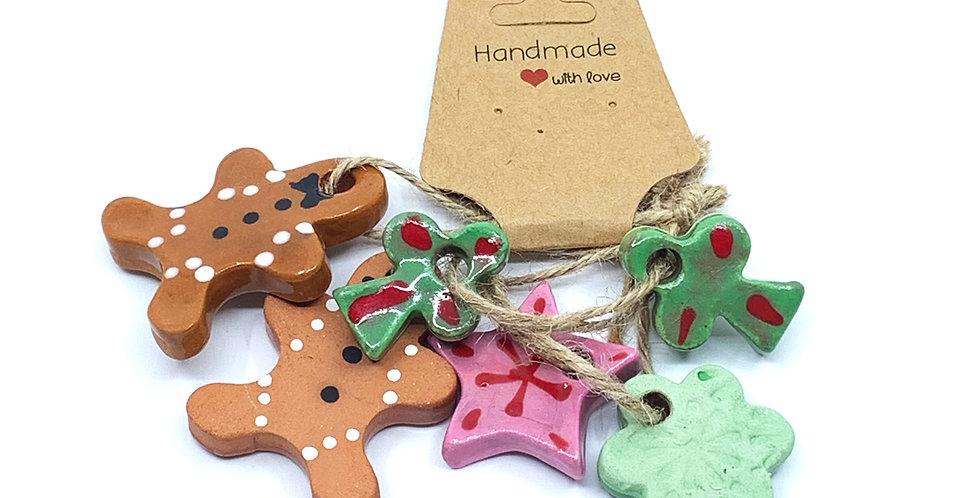 Christmas Ornaments 35 (Set)