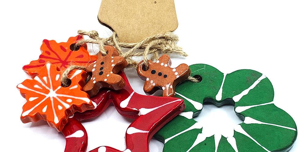 Christmas Ornaments 1 (Set)
