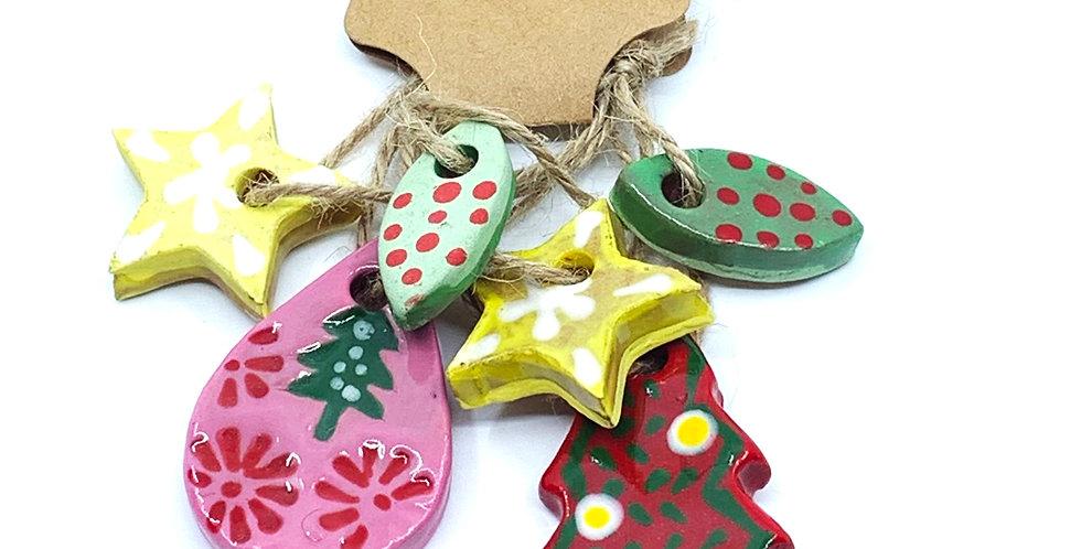 Christmas Ornaments 37 (Set)