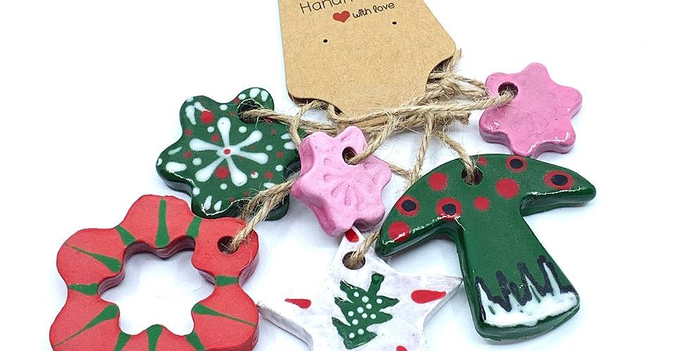 Christmas Ornaments 17 (Set)