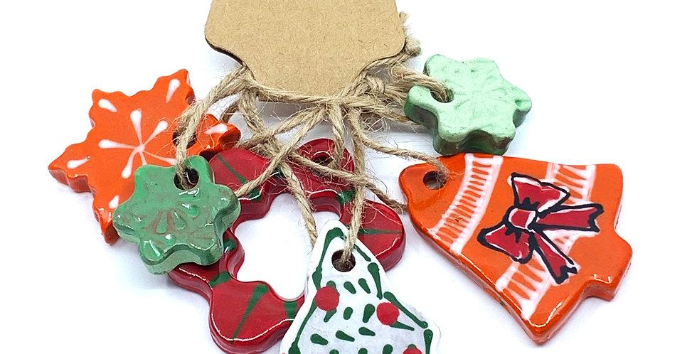 Christmas Ornaments 3 (Set)