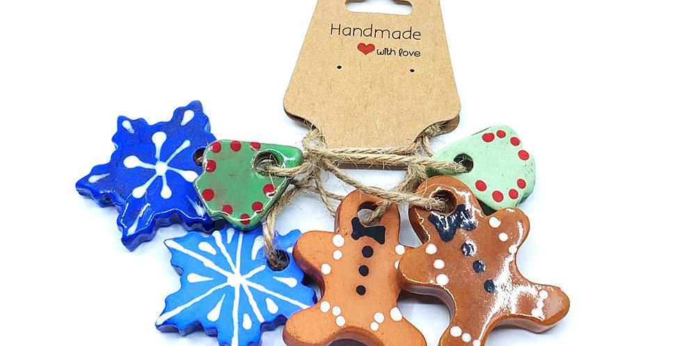 Christmas Ornaments 36 (Set)