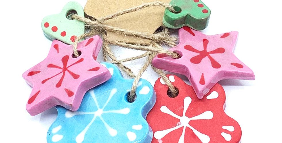Christmas Ornaments 39 (Set)