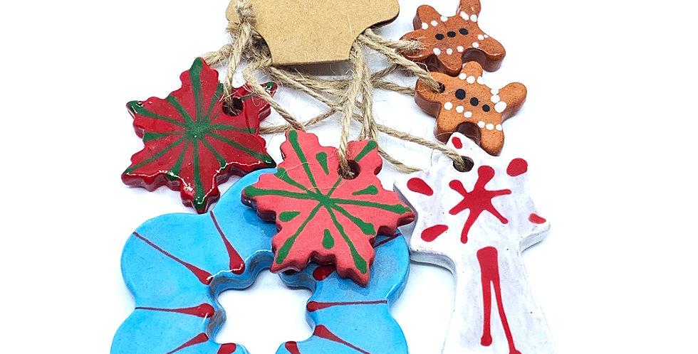 Christmas Ornaments 15 (Set)