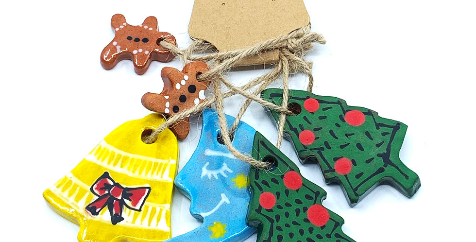 Christmas Ornaments 26 (Set)