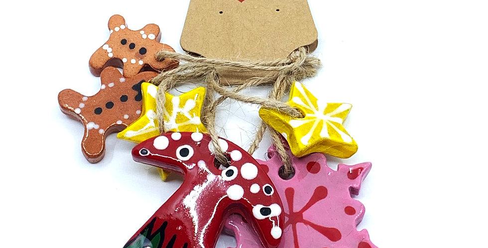 Christmas Ornaments 14 (Set)