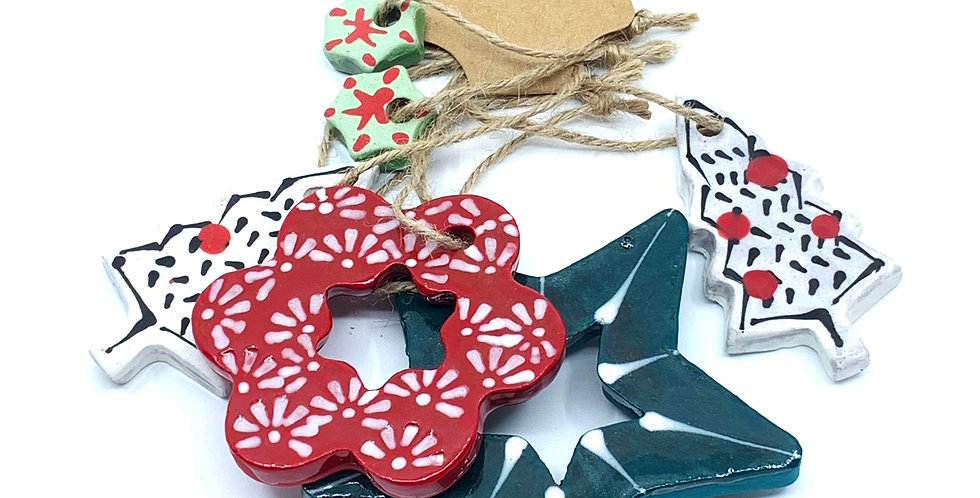 Christmas Ornaments 41 (Set)