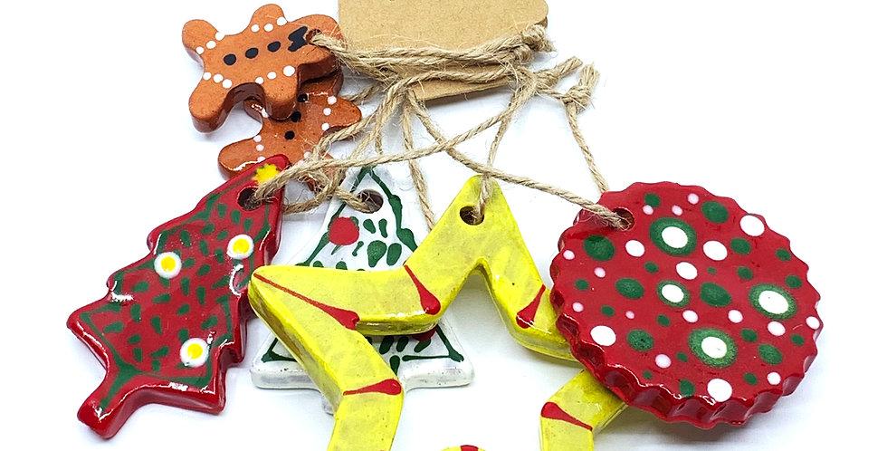 Christmas Ornaments 22 (Set)