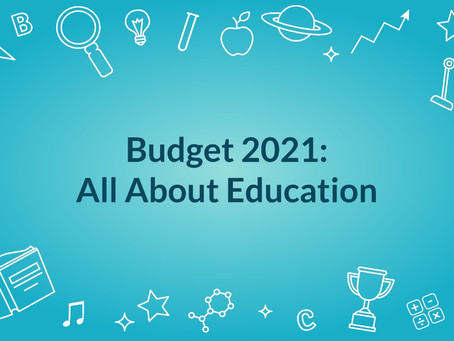 Budget 2021: All About Education, NEP 2020 And Fighting The 'Educational Catastrophe' Post Covid-19