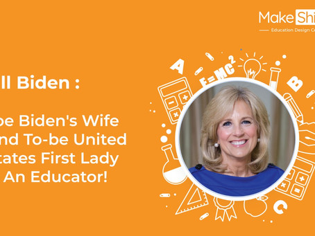 Jill Biden: Joe Biden's Wife And To-be United States First Lady Is An Educator!