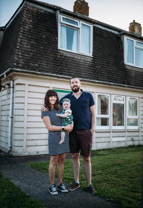 Ryan, Christine & Harriet