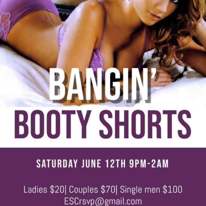 Bangin Booty Shorts