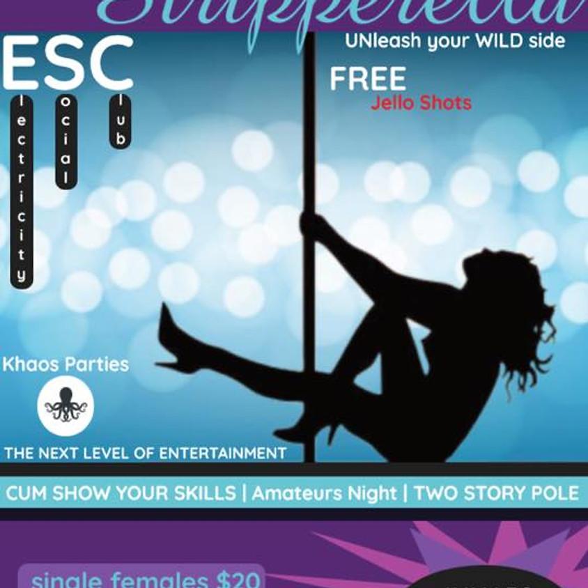 Stripperella hosted by Khaos Krew