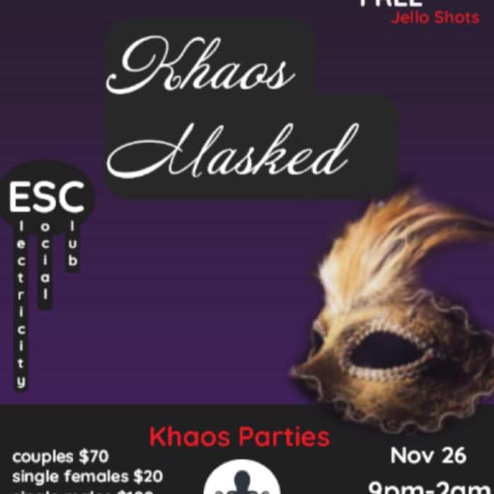 Khaos Masked