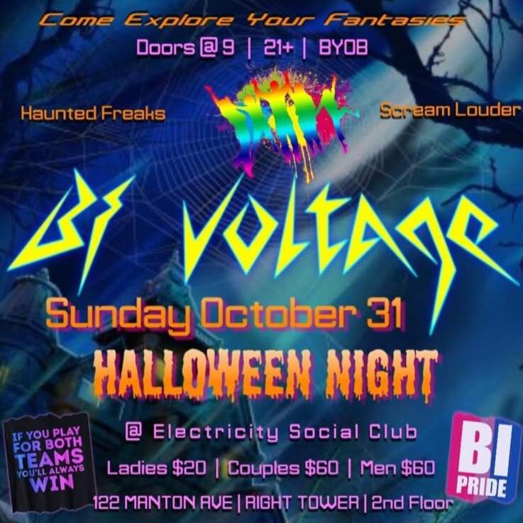 Bi Voltage Halloween