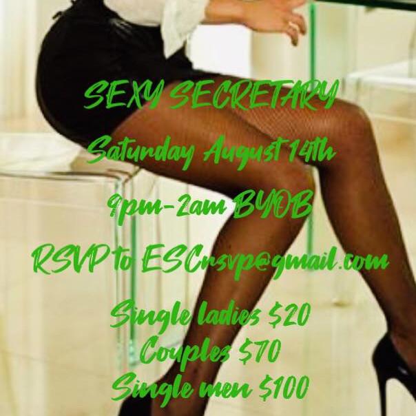 Sexy Secretary Saturday