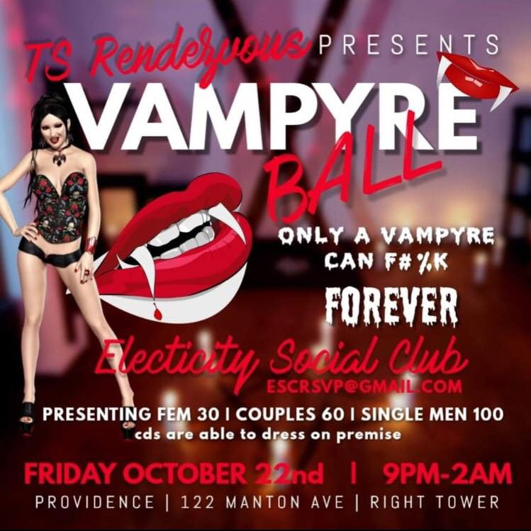 TS Rendezvous - Vampyre Ball