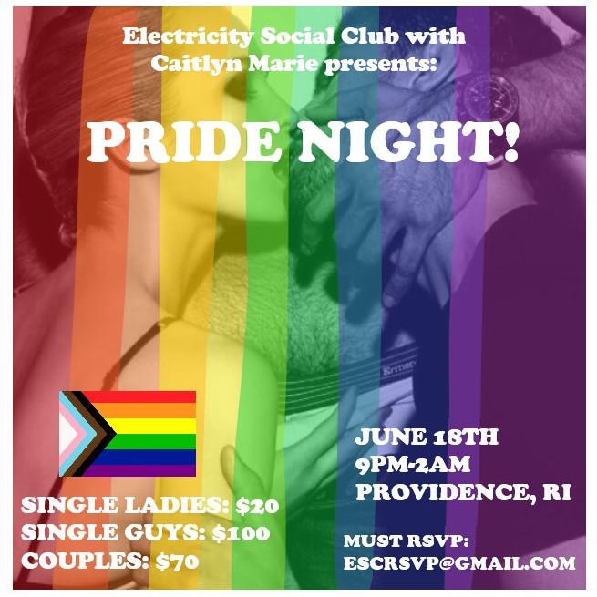 Pride Night @ ESC