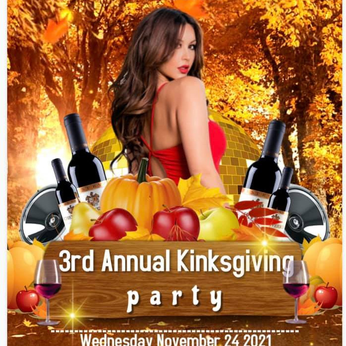 3rd Annual Kinksgiving