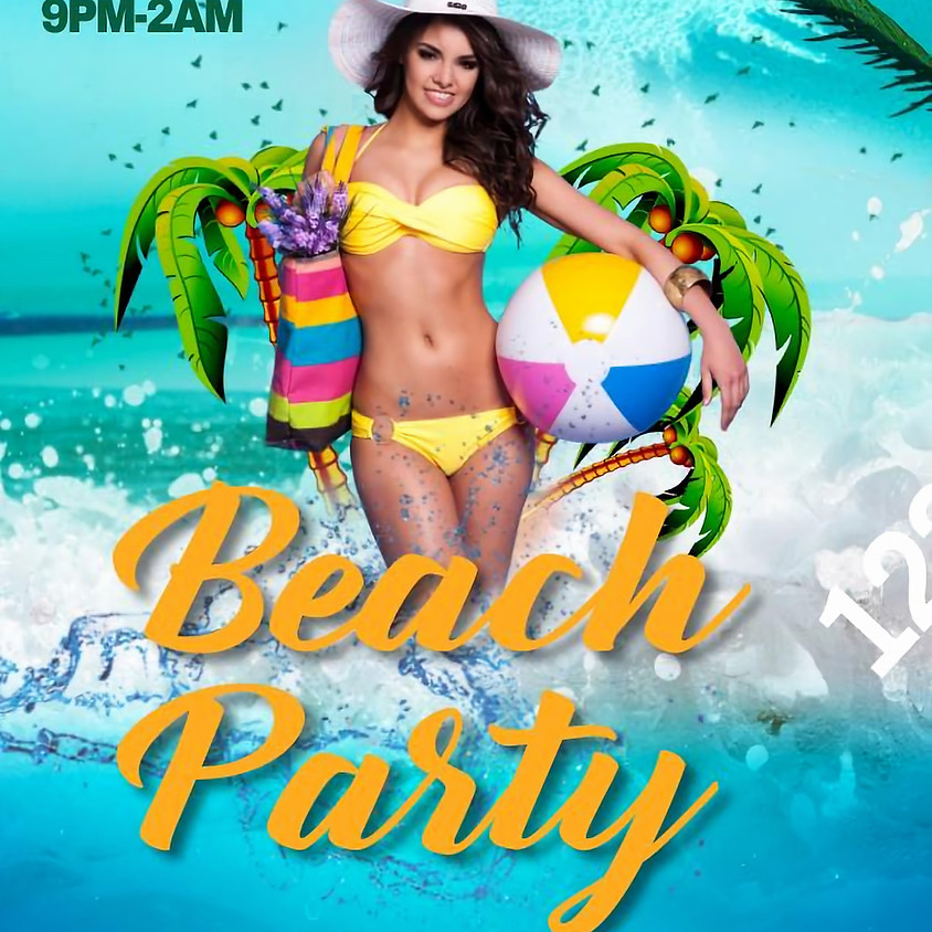 ESC Beach Party