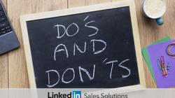 3 Must-Do Social Selling Tactics for Prospecting on LinkedIn