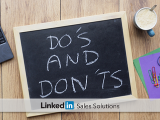 3 Must-Do Social Selling Tactics for Prospecting on LinkedIn