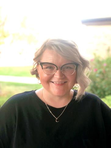 Amanda Shepherd, Communications Coordinator and Worship Leader