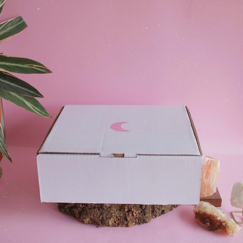 ☾ caixinha de mini-jantar secreto ☾
