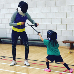Diamond Blade Fencing Club