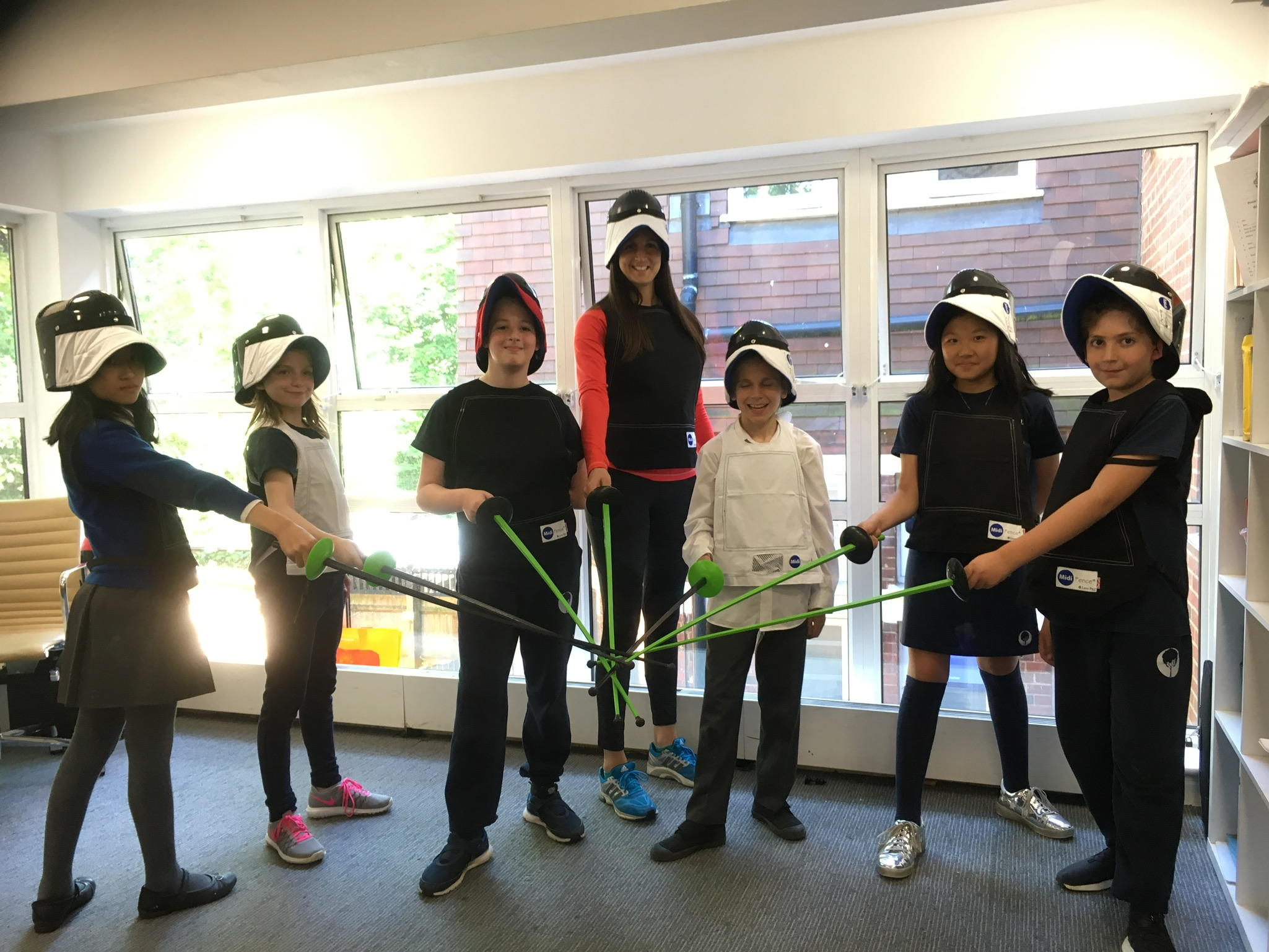 Diamond Blade Fencing Club