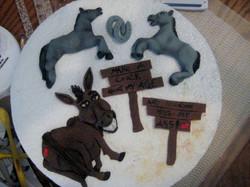Mule, Donkey