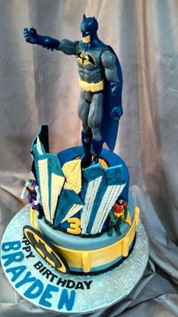 Superhero, Batman