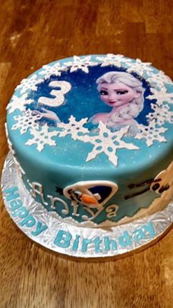 Frozen, Elsa, Olaf