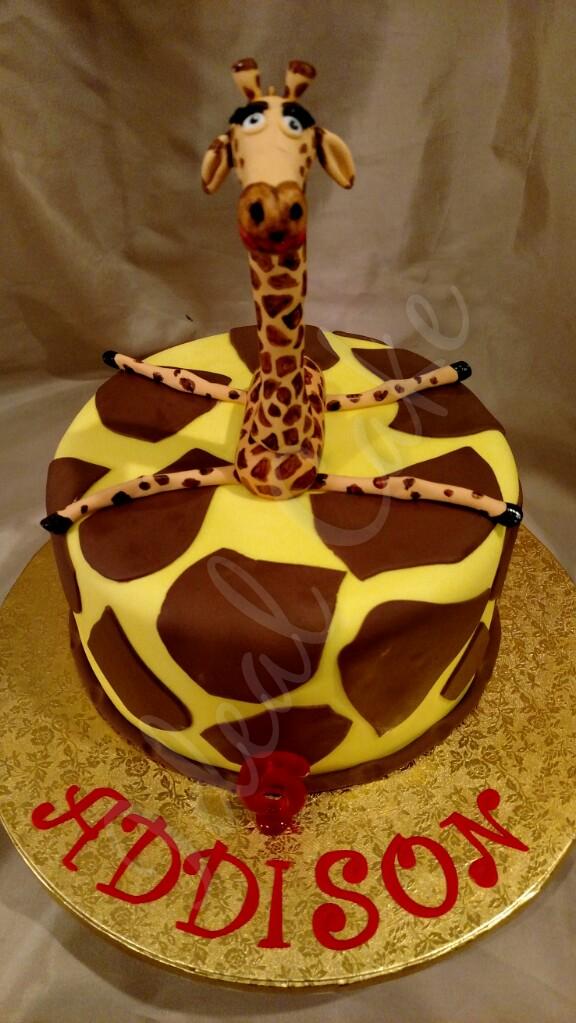 giraffe, Madagascar