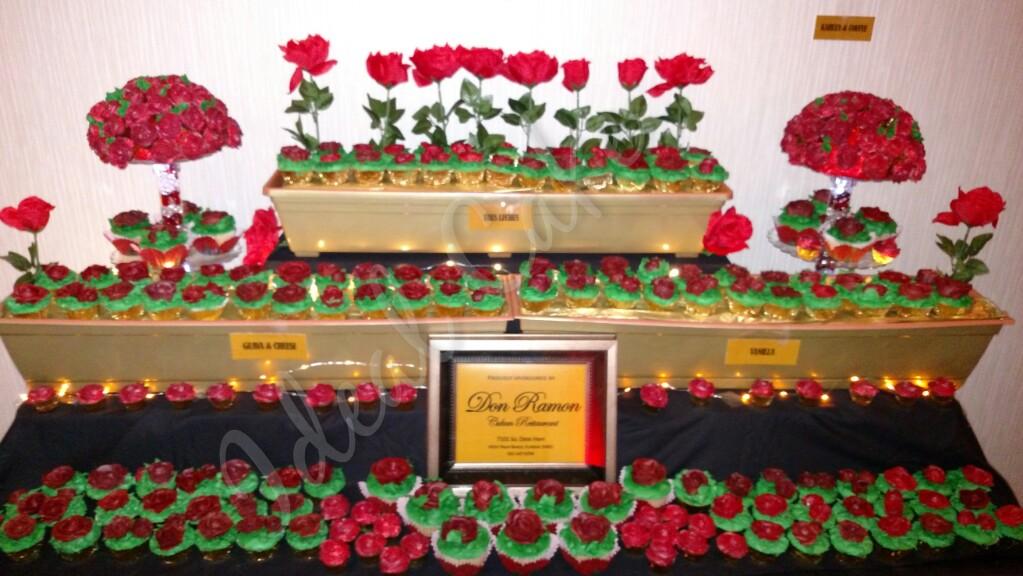 Roses Galore. Topiaries