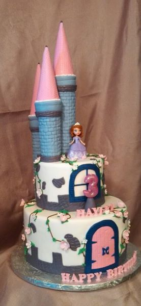 Sofia the 1st, Castle