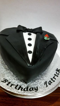 Tuxedo love