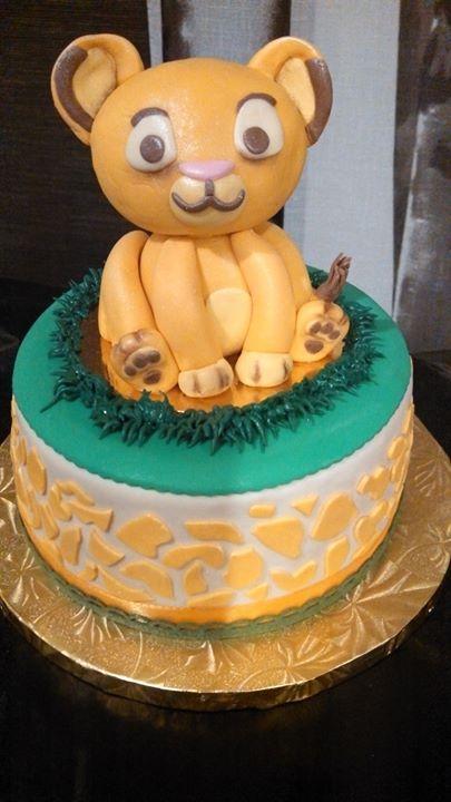 Simba, Baby Lion Cub