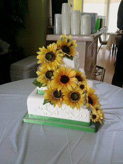 Sunflower Wedding