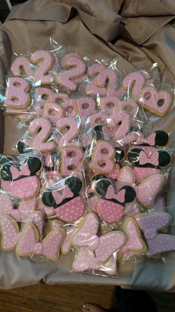 Minnie's cookies