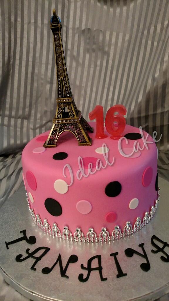 Paris, Sweet 16
