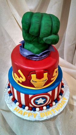 Superheroes, Hulk, Ironman, Capt. Am