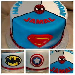 Superheroes, Superman, Spiderman,