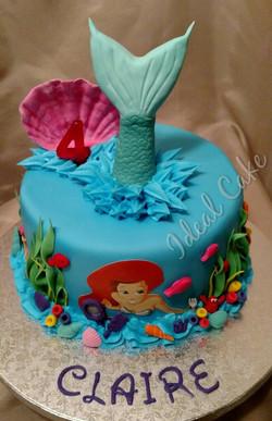 Ariel, Mermaid, Under the Sea