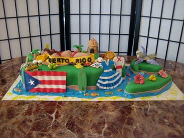 Puerto Rico Columbus Day Celebration