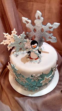 Winter Wonderland, Penguin