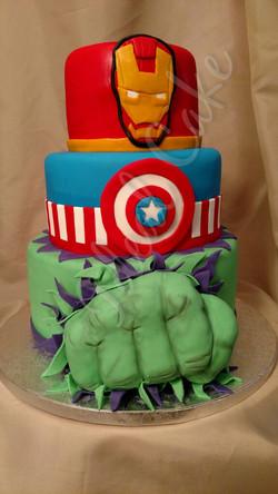 Superheroes, Avengers