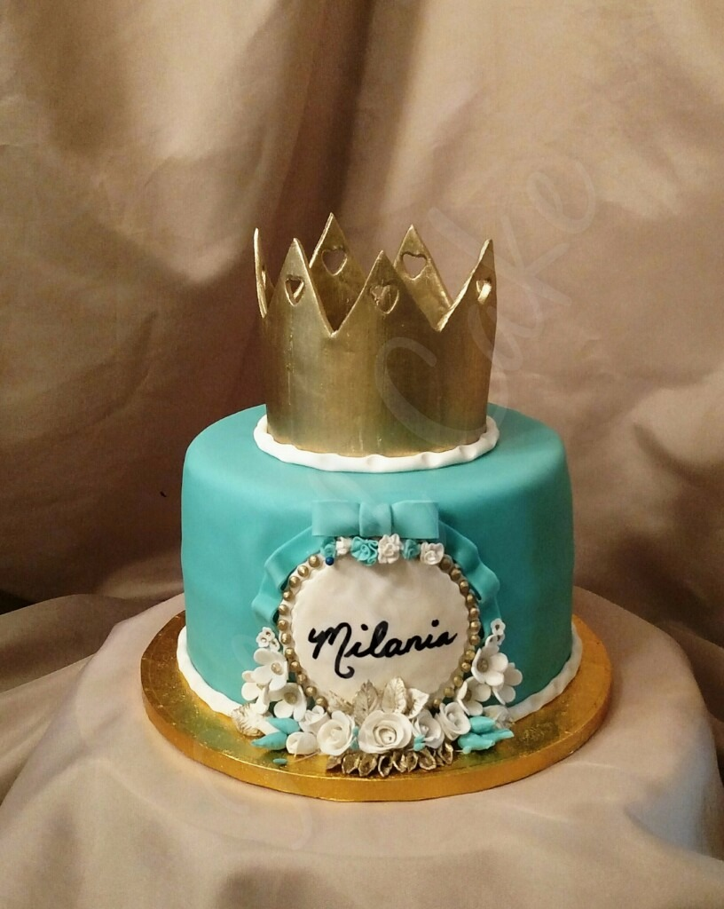 princess, crown