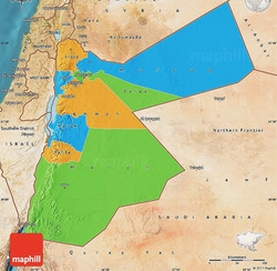 Jordan's Governorates