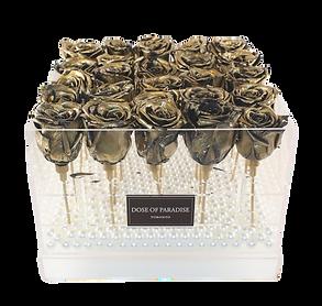 Gold Bloom Box